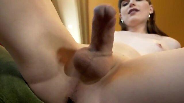 The gorgeous natalie mars masturbation small tits solo shemale
