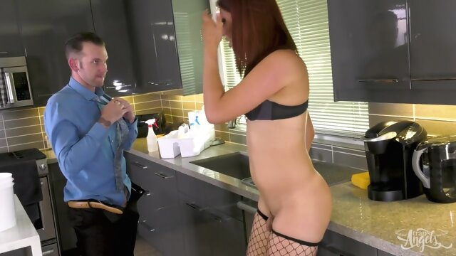Will Havoc & Monica Conti in.. guy fucks shemale small tits stockings